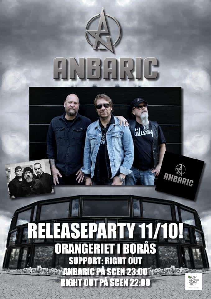 Anbaric release party